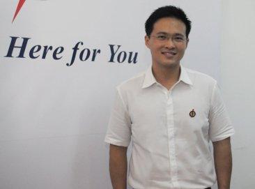 Still Hougang's grassroots adviser.